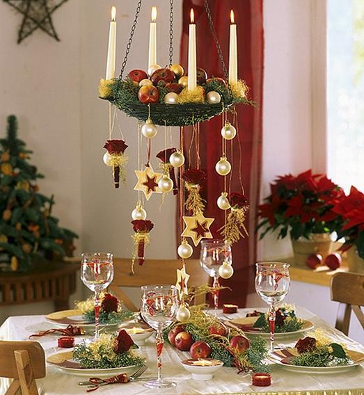 Праздничное украшение своими руками к новому году