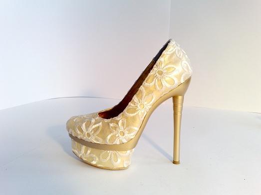 Самые красивые туфли на шпильке