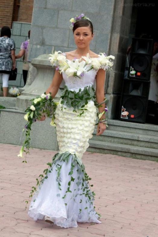 Странные невесты платья