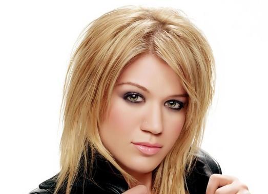 Каскад - стрижка на средние волосы 2013