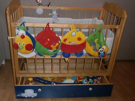 Поделки для детских кроваток 518