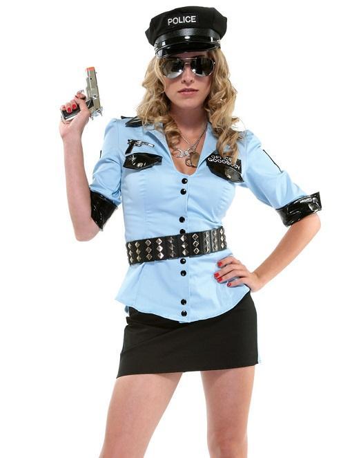 Картинки девушек полицейской одежды