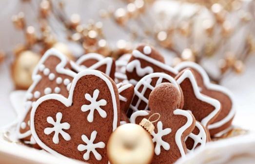 рецепт самого вкусного рождественского пряника