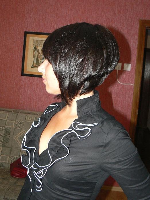 Фото девушек с прической каре на аву в