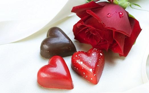Сюрприз на День Святого Валентина (14 февраля) любимому человеку фото