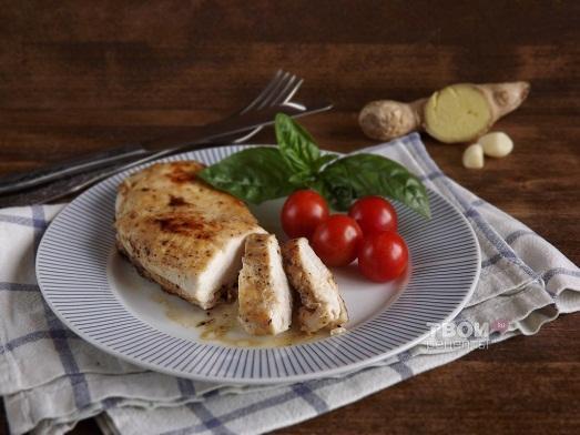 Блюда с добавлением имбиря