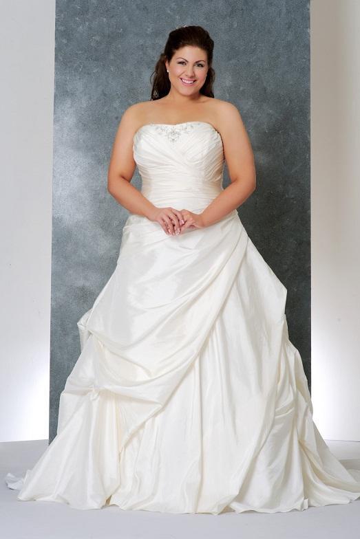свадебные платья с большая грудью