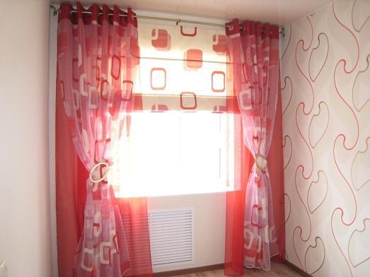 Как украсить шторы своими руками фото 555