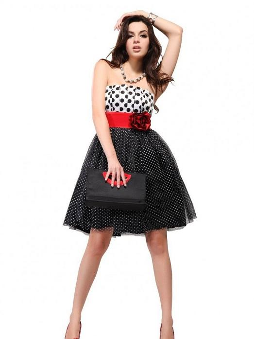 Модные коктейльные платья фото 2013