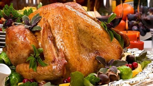 Как приготовить индейку (филе индейки) в духовке на Рождество фото