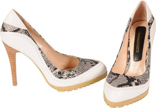 Стильна жіноча весняна взуття 2013 фото