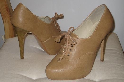 Модний жіночий весняна взуття 2013 фото