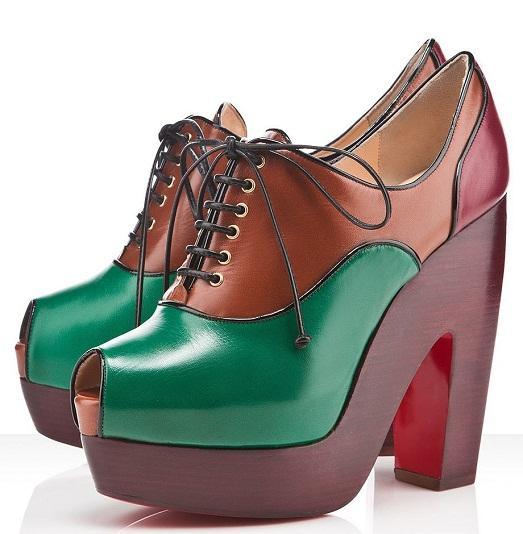 весняна взуття 2013 фото кольори