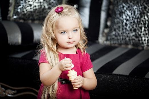 фото красивые дети