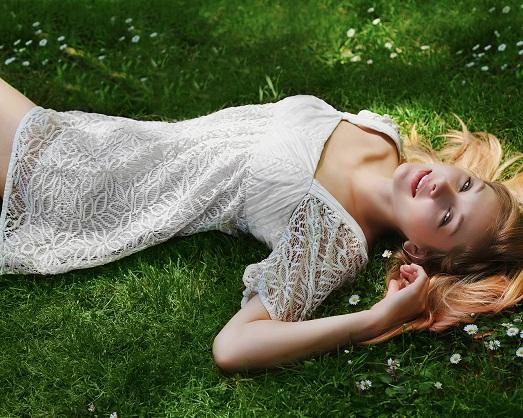 Фото платьев на каждый день на худых девушек