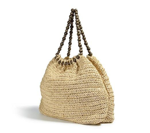 плетеные летние сумки фото
