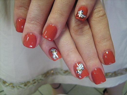 рисунки на ногтях красивые фото