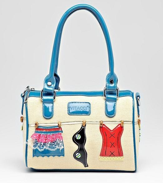 яркие летние сумки фото