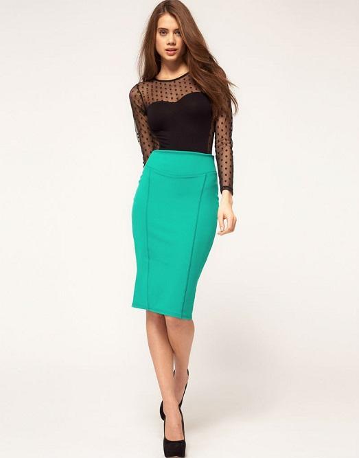 Модные юбки 2013 новые фото