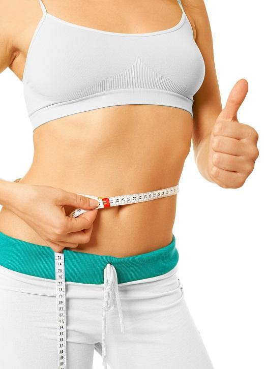 как убрать жир верхней части