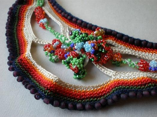 4cd21c228eec 18 фото красивых женских украшений, сделанных своими руками ...
