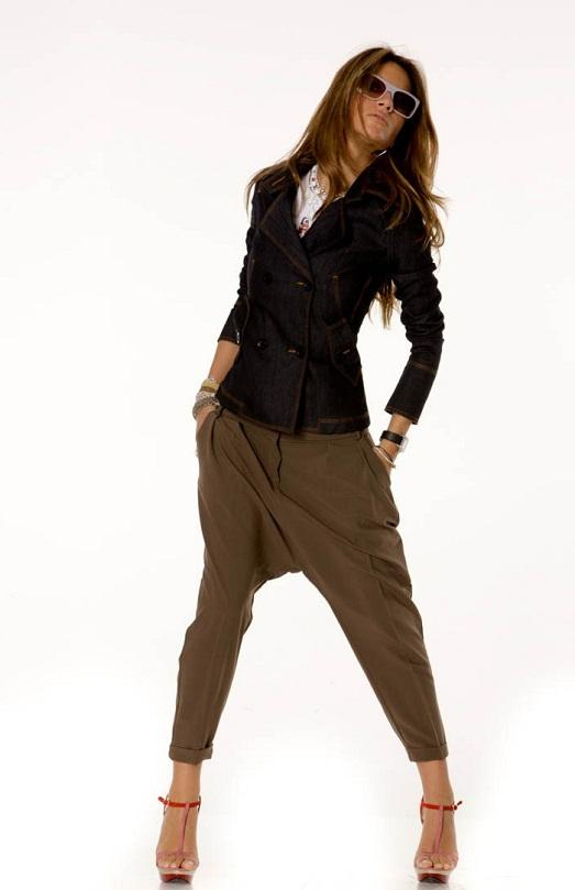 С чем носить пиджаки разных цветов и фасонов? (13 фото)