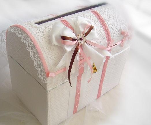 Куда складывать свадебный подарки
