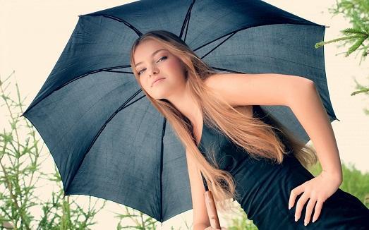 Как выбрать правильный зонт от дождя? ZA12