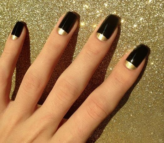 Дизайн мятных ногтей фото