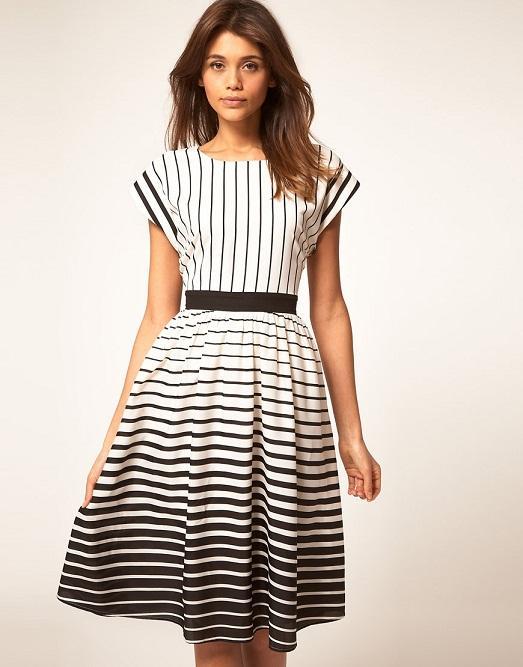 17 фото модной одежды для очень худых девушек