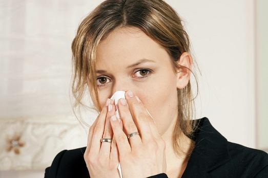 Аллергия все лето