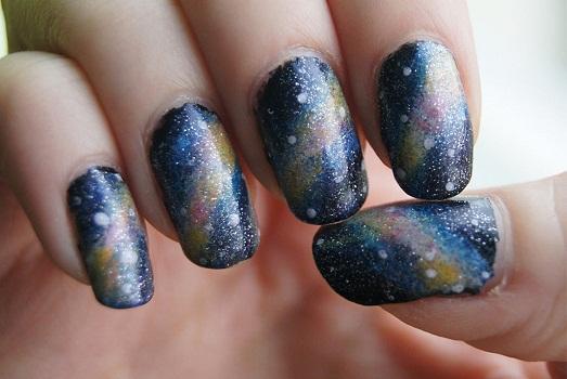 разнообразные дизайны ногтей фото