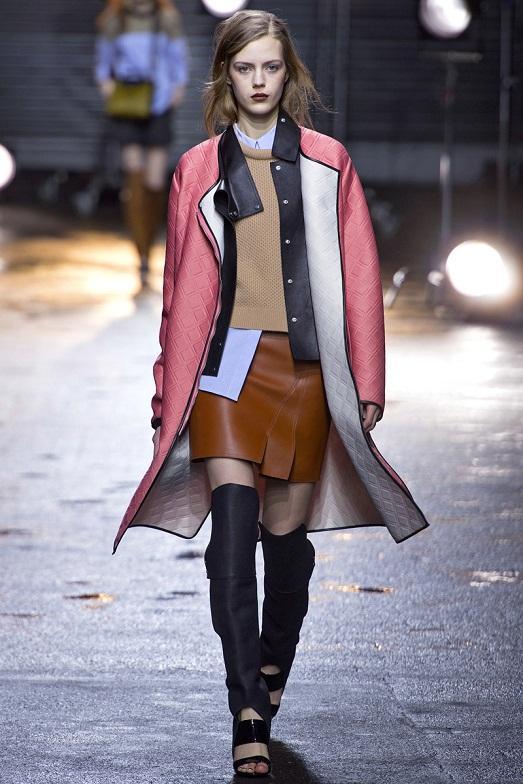 Как выбрать идеальное женское осеннее пальто? (14 фото)
