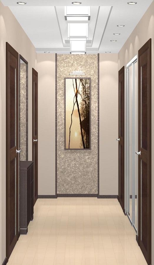 Какой же выбрать дизайн коридора