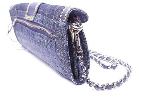 Beautiful clutch can be made by own hands