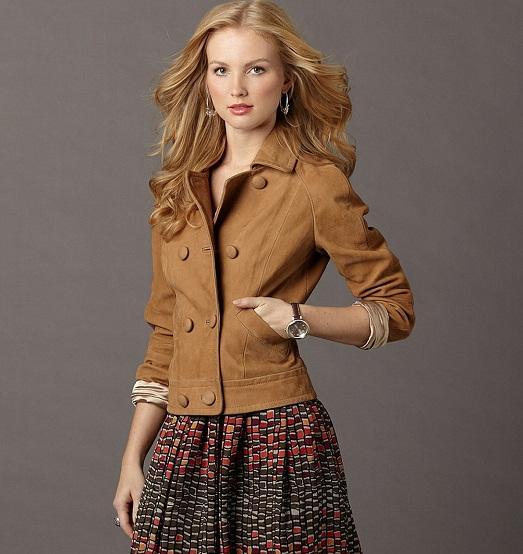 Куртка пиджак для осени фото