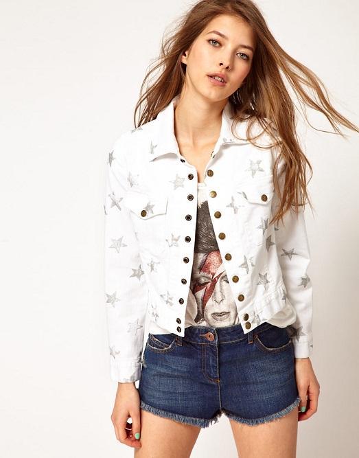 Куртки в стиле ретро фото