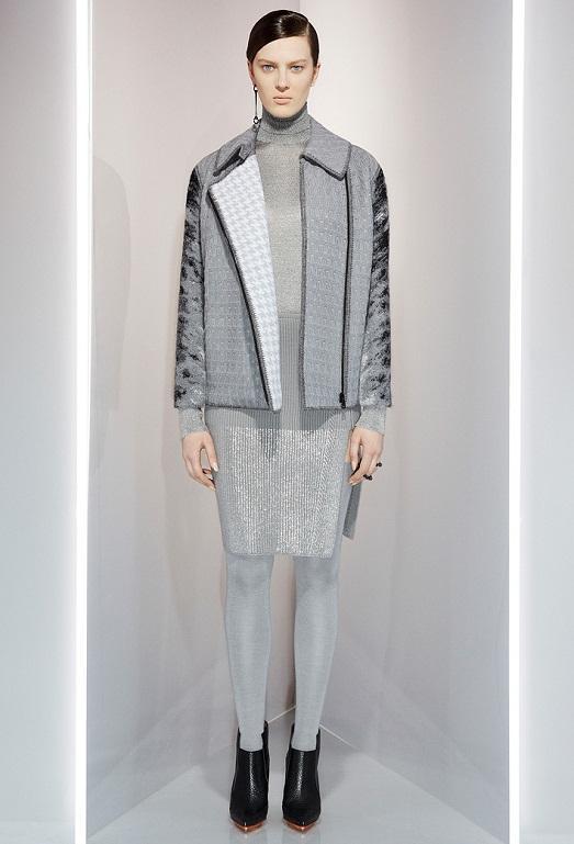 Курточки с ассиметрией фото