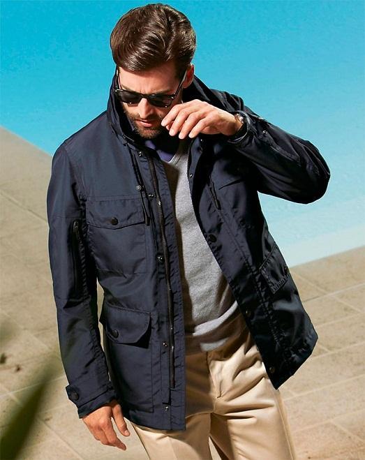 Мужские куртки осенние фото