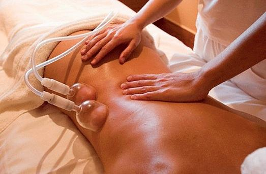 How effective is massage with banks