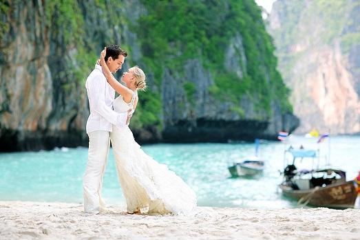 Почему лучше провести свадьбу в чужой стране