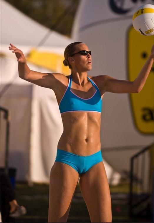 Такой прекрасный пляжный волейбол фото