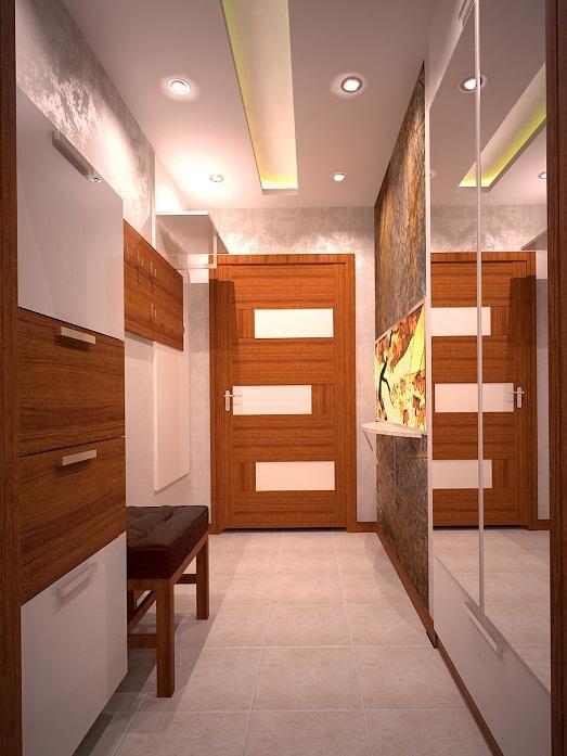 Интересные варианты дизайна коридора в квартире (11 фото): смета, договор, гарантия, цена, заказать Статьи о ремонте - СК - Квартира Красиво - Почему-то большинство людей, когда решаются на такое ответственное дело, как ремонт, уделяют свое внимание всем комнатам, стараясь, как можно уютнее, обуст