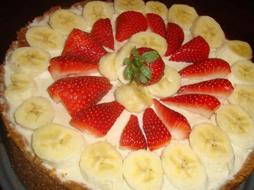 Как приготовить банановый торт