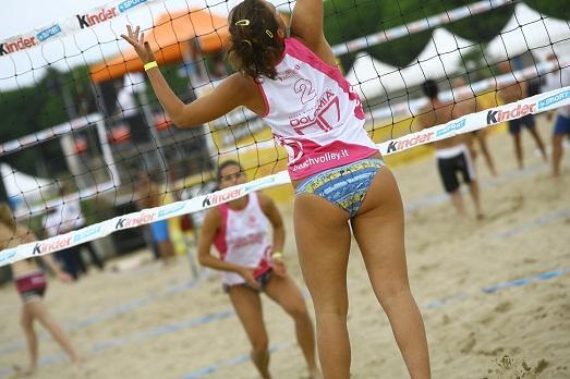 Волейбол пляжный фото