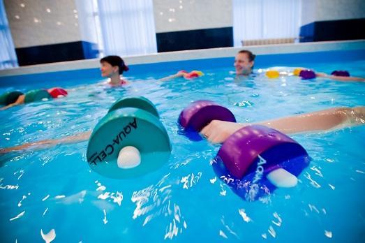 water aerobics for everyone