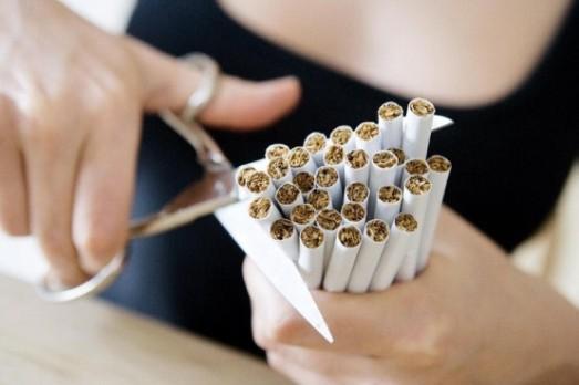 Я бросила курить и начала полнеть