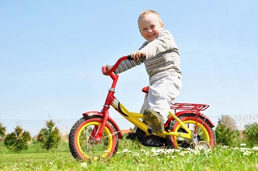 как подобрать ребенку велосипед фото