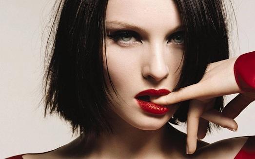 какой макияж сделать брюнетке фото