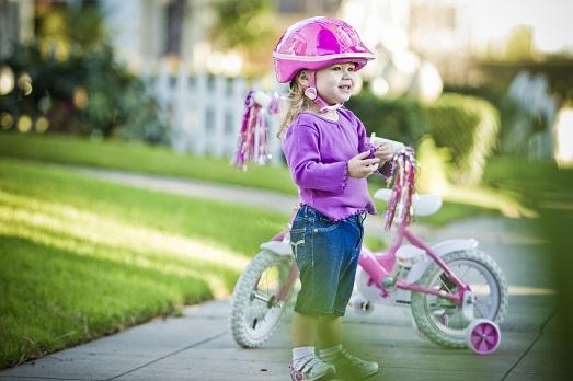 маленький велосипед для маленького чуда